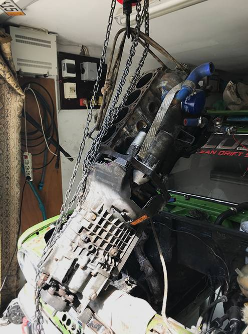 Коробка передач Getrag 260 плюс блок ВАЗ