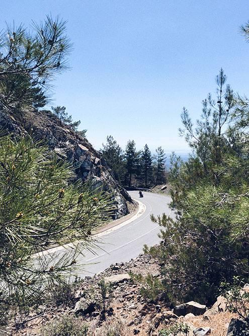 Ездить по кипрским дорогам — одно удовольствие