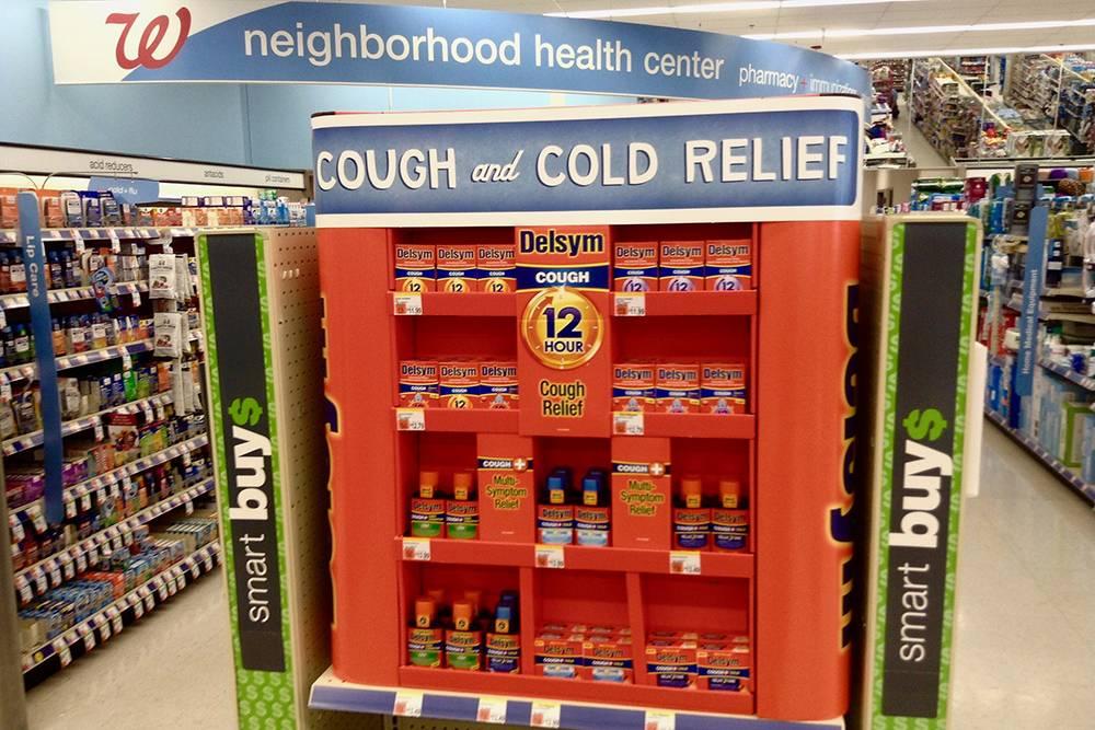 Даже самые простые безрецептурные лекарства в США стоят дороже, чем в России. Возьмите с собой небольшую аптечку. Источник: Mike Mozart / Flickr