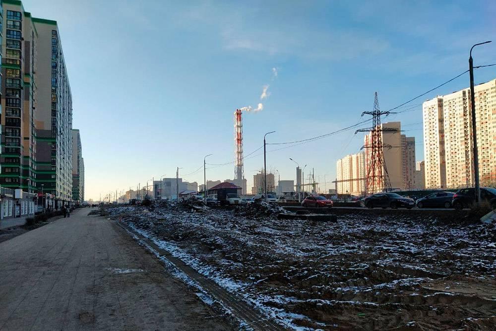 Осенью 2020года реконструкция шоссе и прилегающей территории перешла в активную фазу. Надеемся, что к весне она завершится