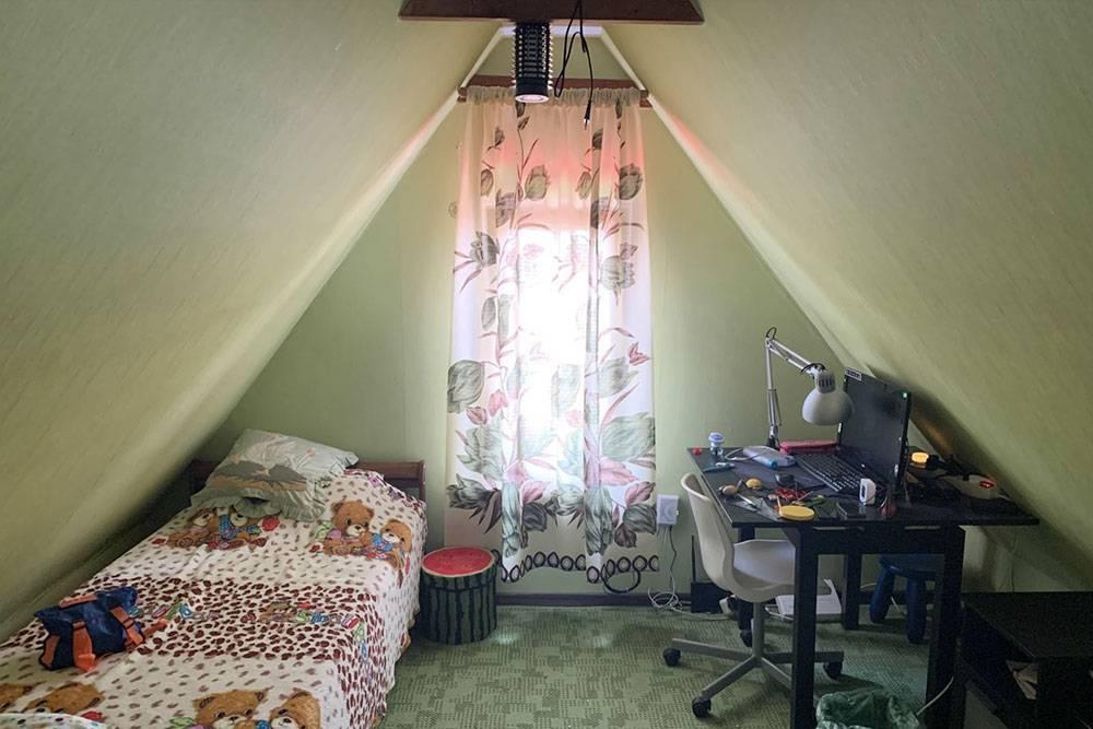 Комната одной из дочерей