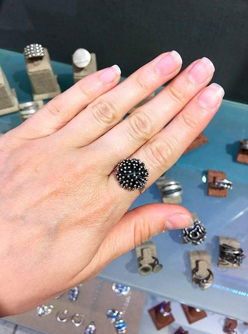 Такое кольцо стоит около 160TRY