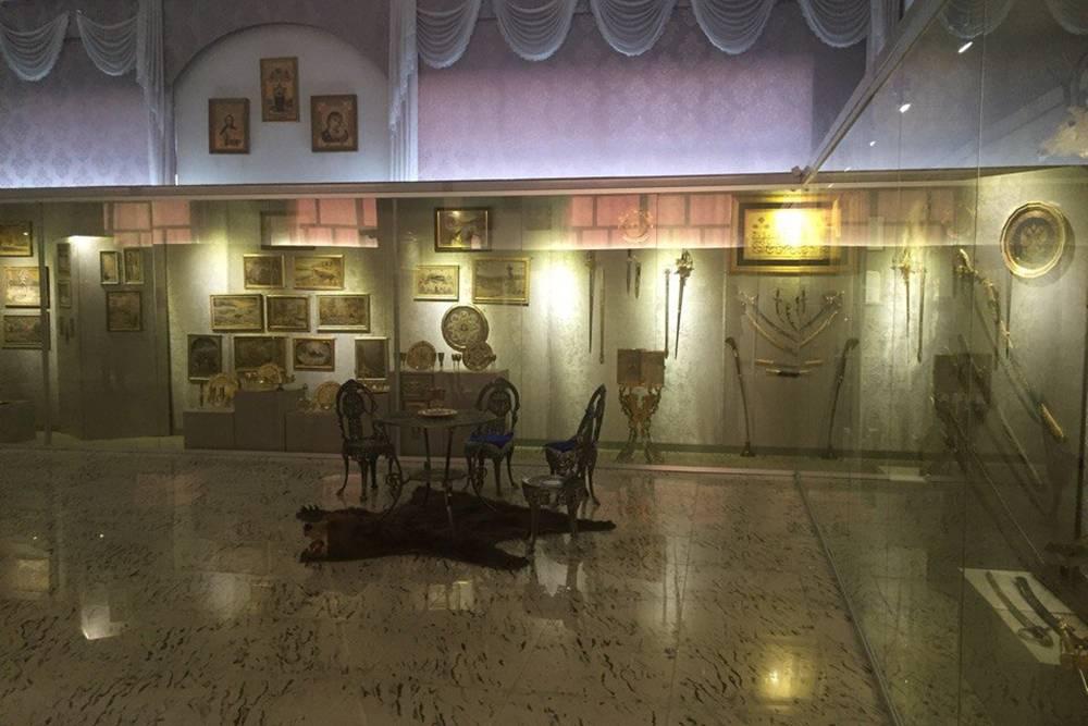 В зале музея просторно. Источник:vk.com