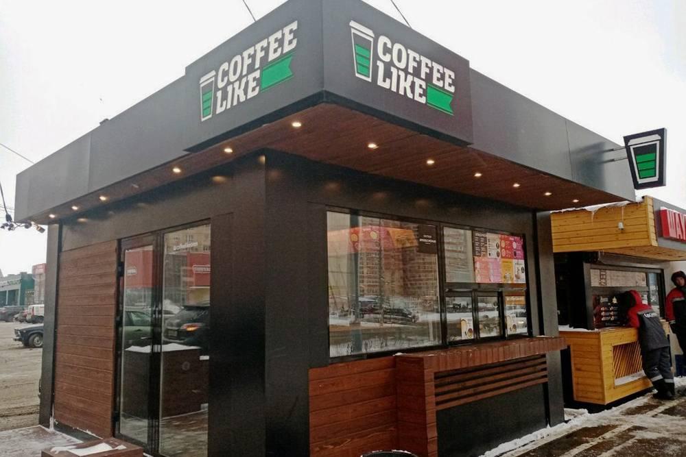 Популярная в Оренбурге сеть кофеен Coffee Like