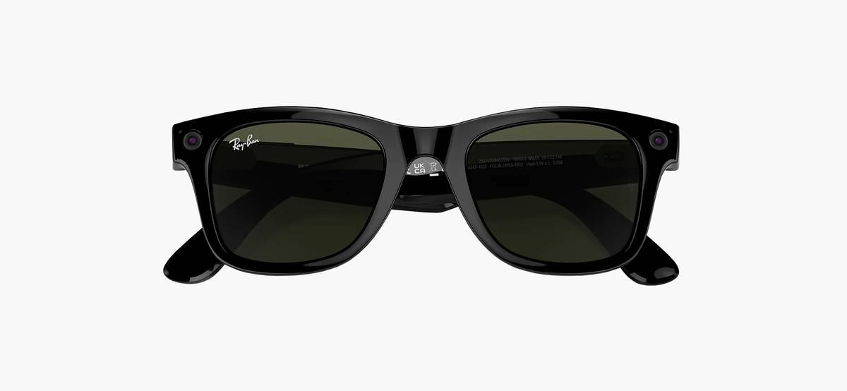 «Фейсбук» представил умные очки Ray-Ban Stories — с динамиками в дужках и двумя камерами