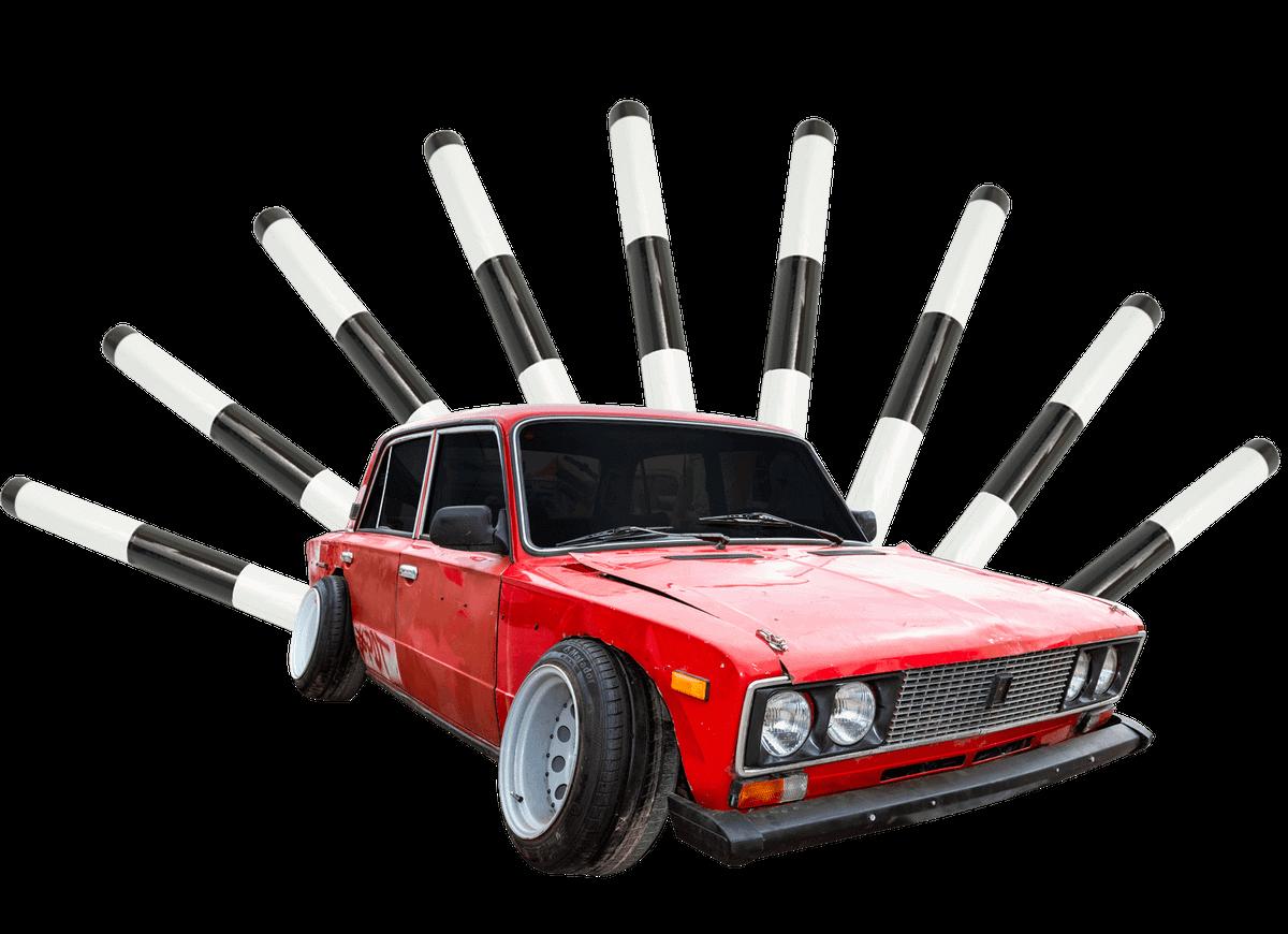 5 аксессуаров для машины, за которые вас оштрафуют