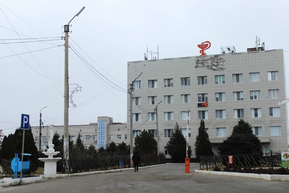 Городская клиническая больница №3 имени Кирова, в простонародье просто Кировская