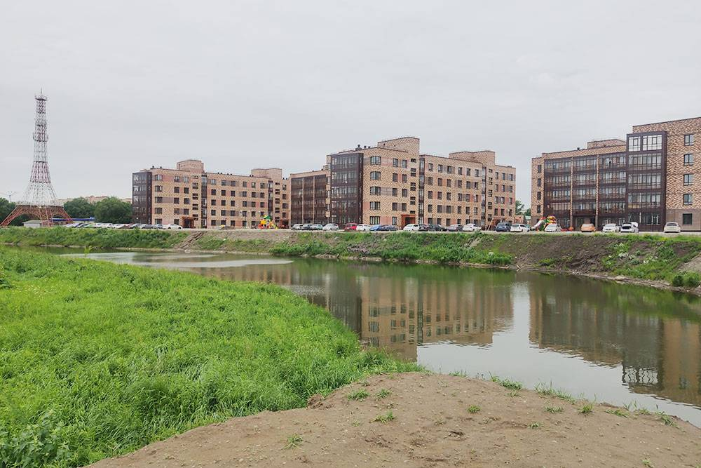 Новый микрорайон «Комарово». Цены на однокомнатные квартиры начинаются от 2,9 млн рублей