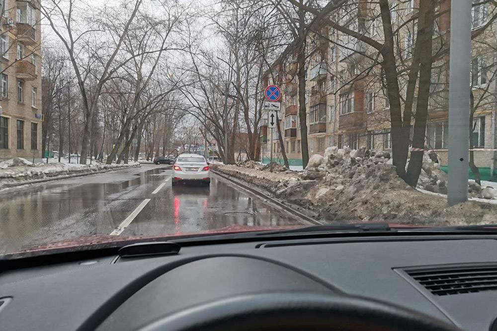 Весна, конечно, прекрасное время года, но не в начале марта и не в Москве