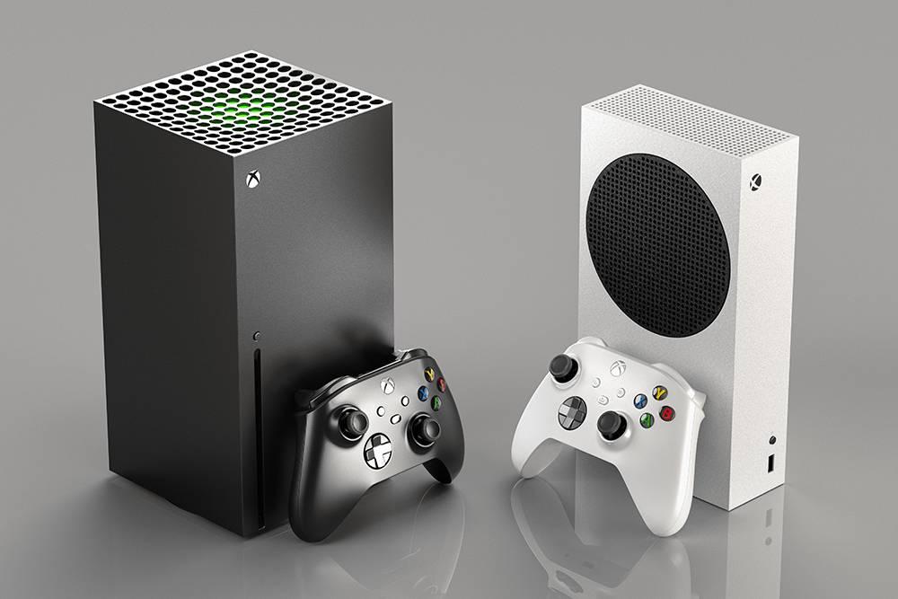 Xbox Series X и Series S. Источник: Aldeca studio / Shutterstock