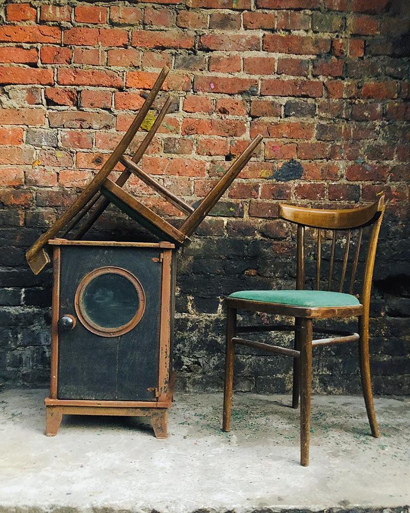 Советские стулья