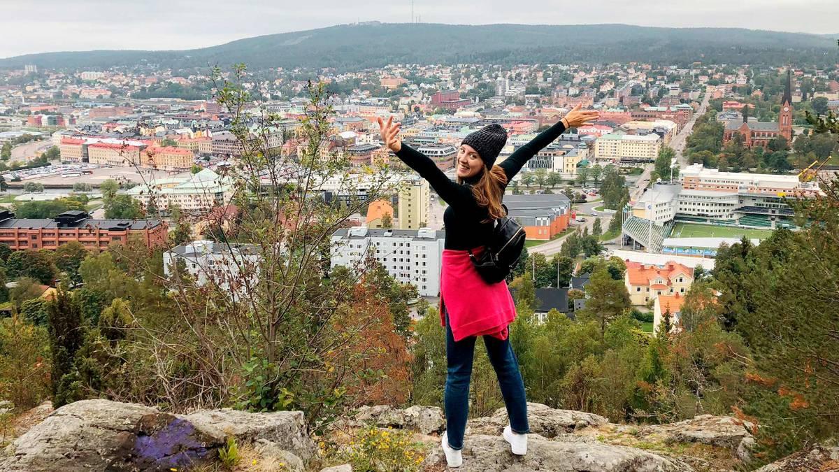 Как я бесплатно отучилась семестр вшведском университете