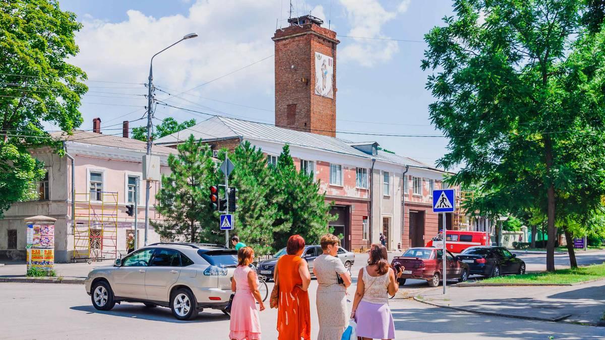 Жизнь в Таганроге