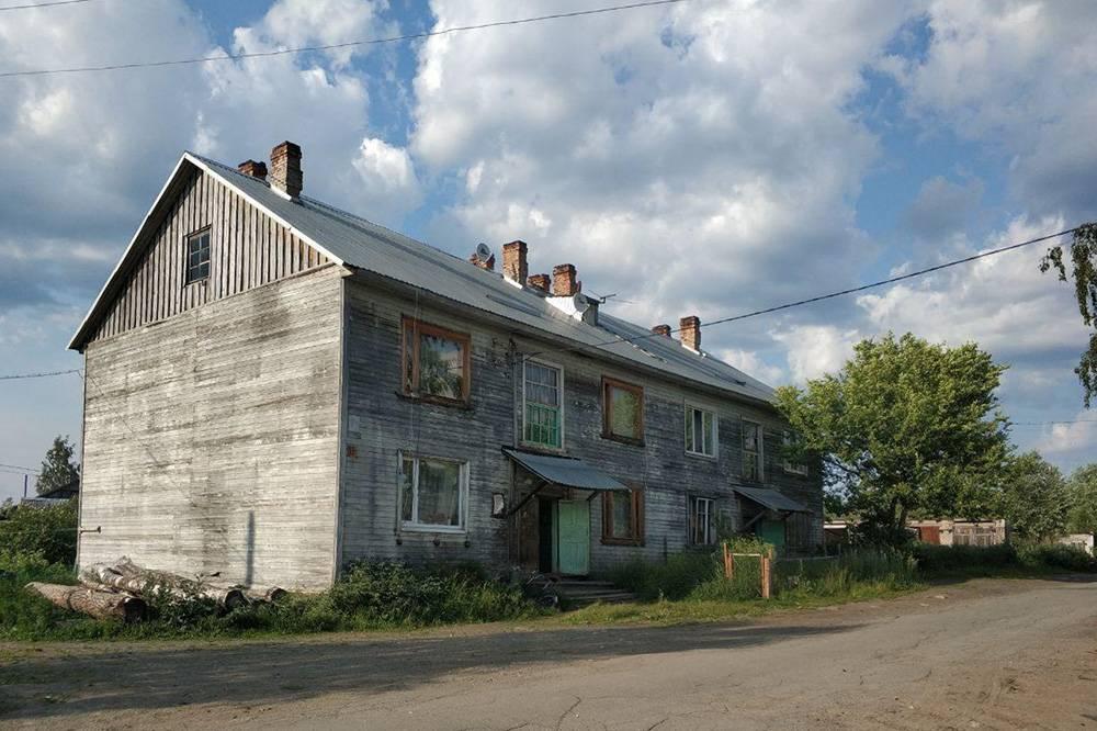 Такие дома есть в каждом городе Карелии