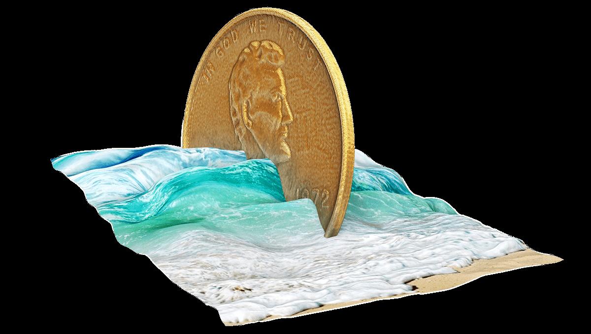 Как менять деньги перед отпуском