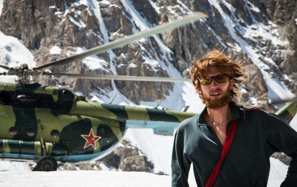 Михаил Копылов. Первый разряд по альпинизму