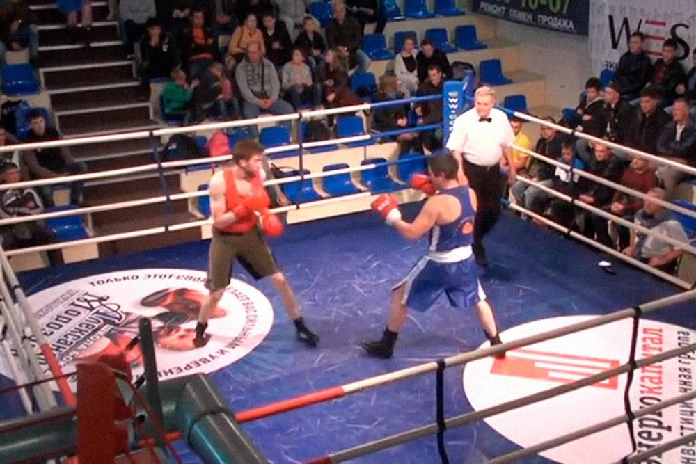 Мой первый бой на открытом ринге в клубе Александра Морозова