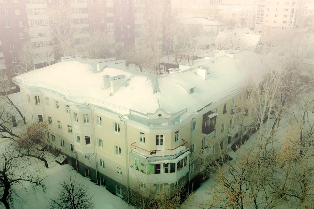 Наш дом — улица Лодыгина,13, город Екатеринбург