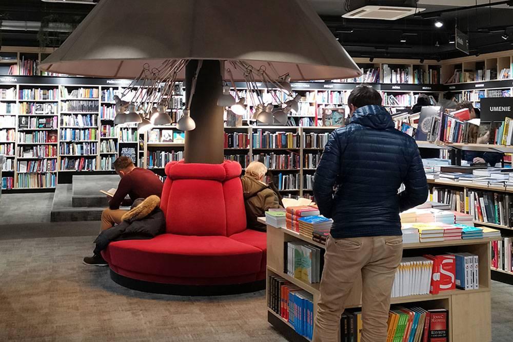 Martinus Bookstore — идеальное место длякнигоманов. Кажется, владельцы сделали все, чтобы из этого магазина не хотелось уходить