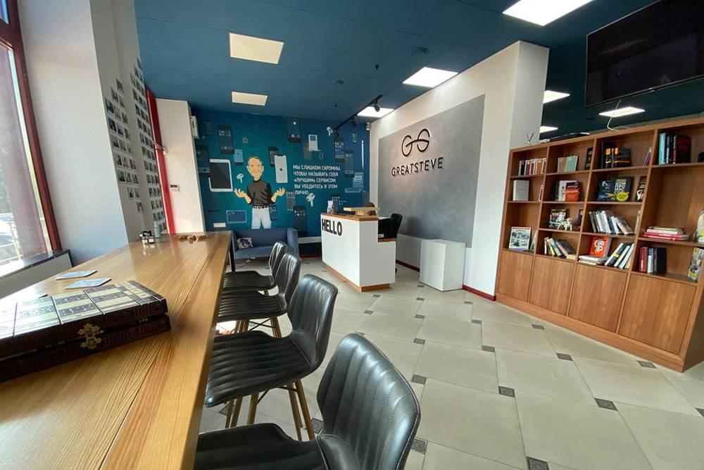 Так выглядит наш новый офис