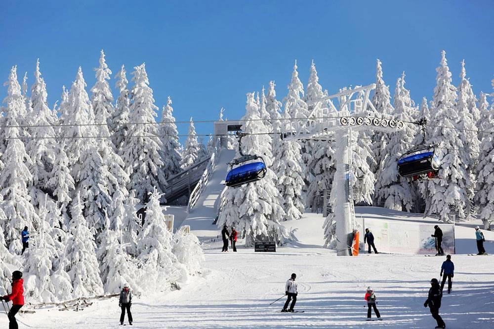 Зимний отпуск на лыжном курорте Шпиндлерув Млын