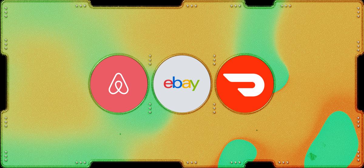 Календарь инвестора: Airbnb, eBay и DoorDash выпустят отчеты