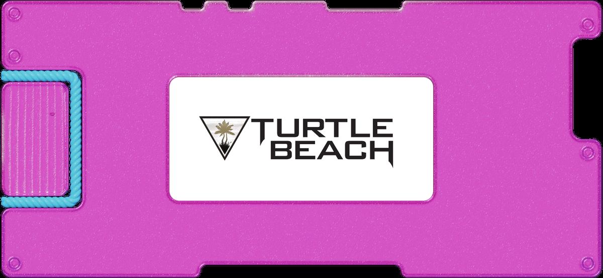 Обзор TurtleBeach: будутли акции популярней продукции компании