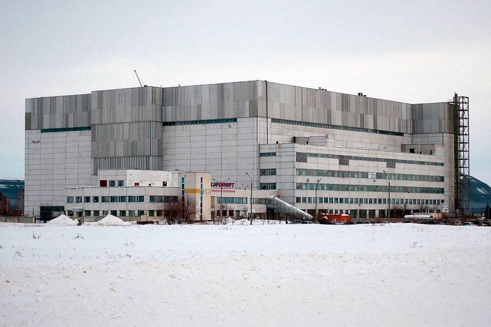 Это не база повстанцев из «Звездных войн», это аэропорт Ульяновск-Восточный