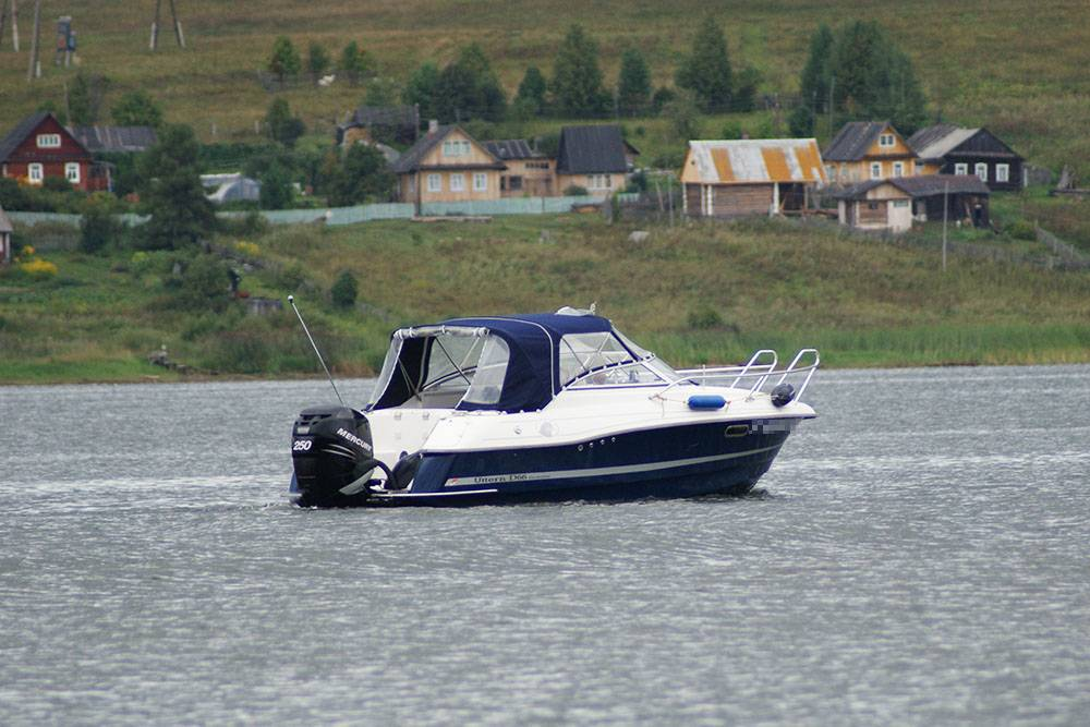 У нас шведский катер Uttern D66 Verado 2007года выпуска. Покупали в 2012году за 1,5млн рублей