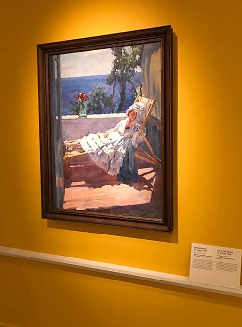Выставка работ Сергея Виноградова