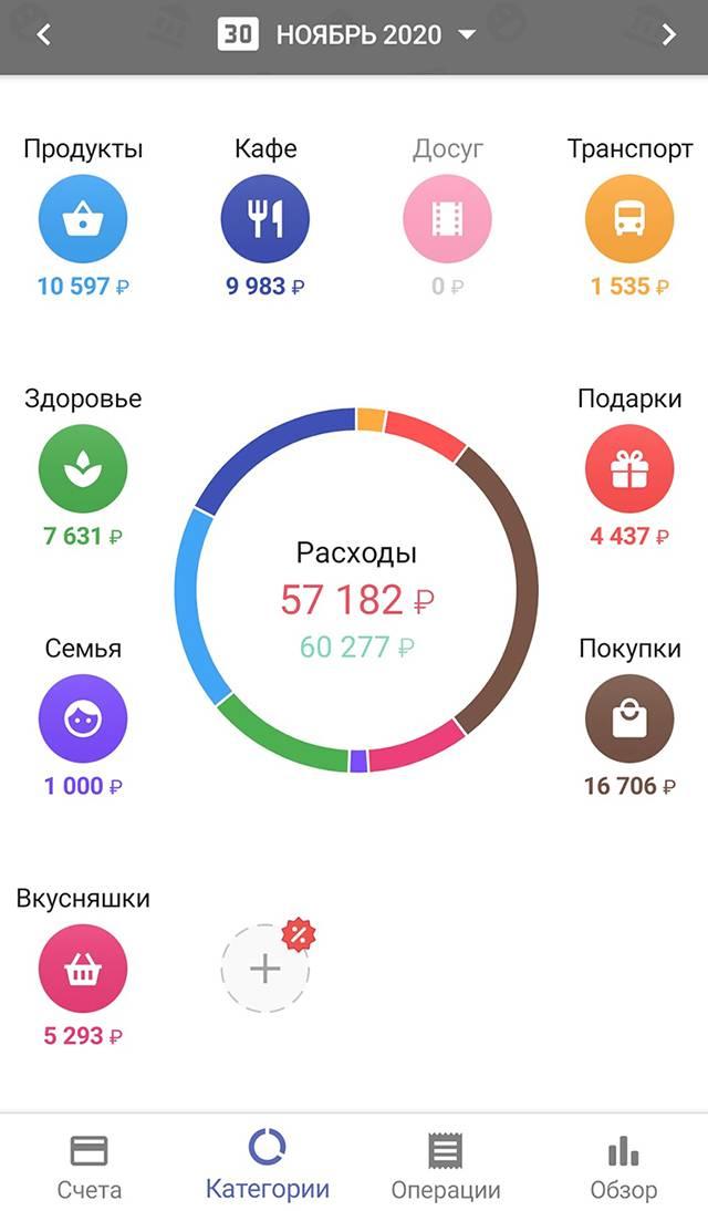 Так выглядит приложение