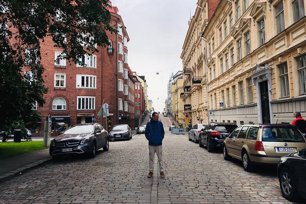 Последний раз я был в Хельсинки неделю в июле 2019 года