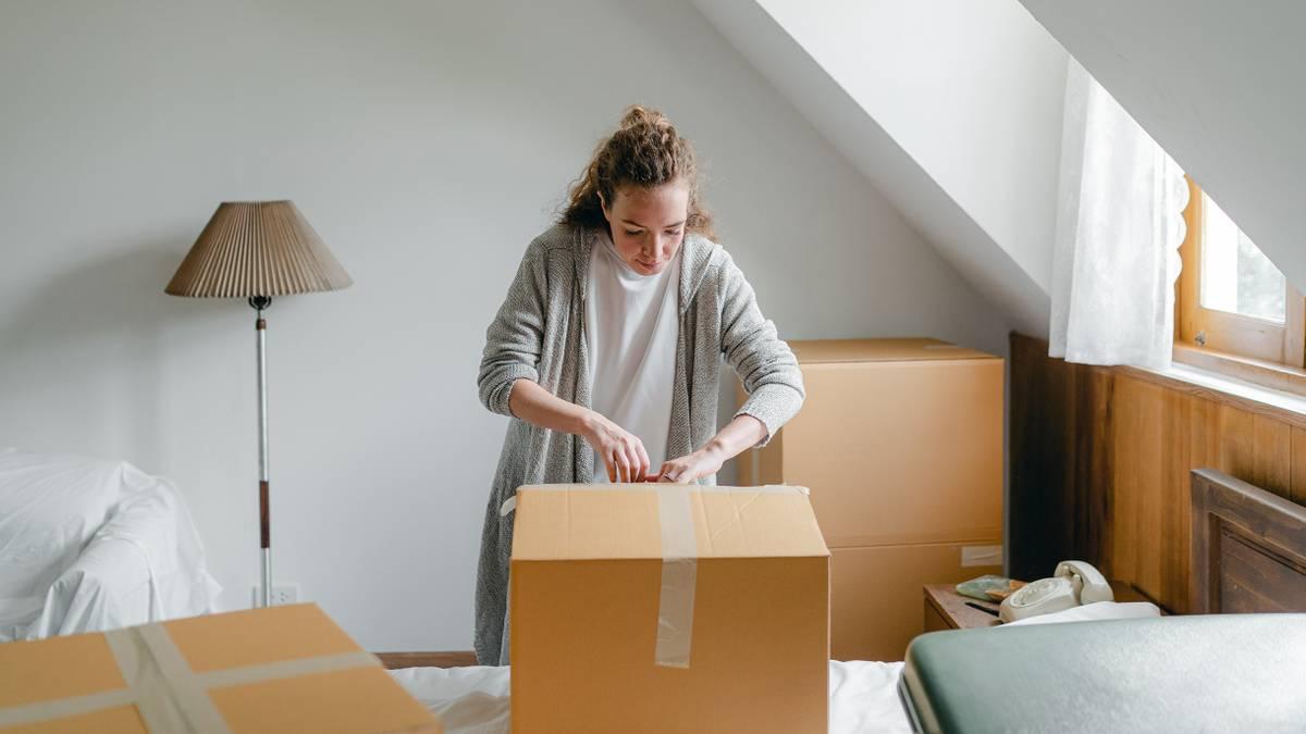 Как упаковать вещи припереезде