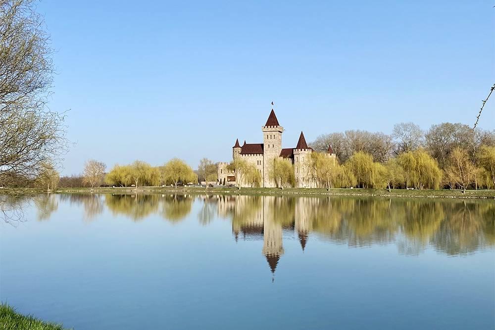 Замок Шато-Эркен