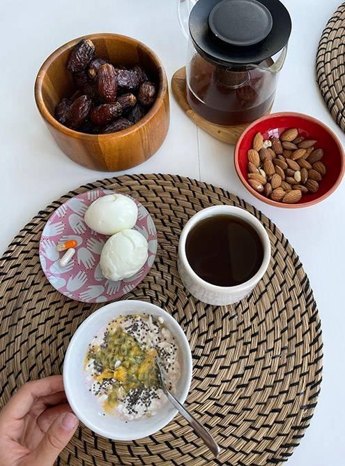 Завтрак и витамины