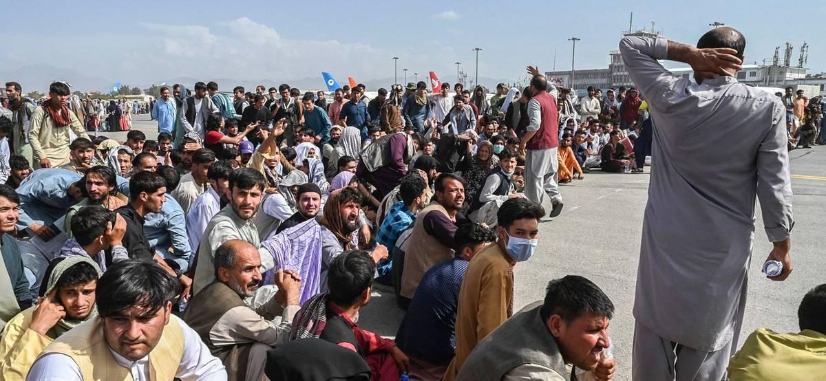 Какие авиакомпании изменили полетную программу из-за смены власти в Афганистане