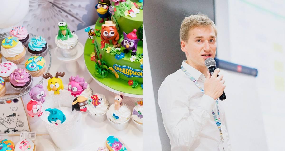 Бизнес: маркетплейс длякондитеров в Москве