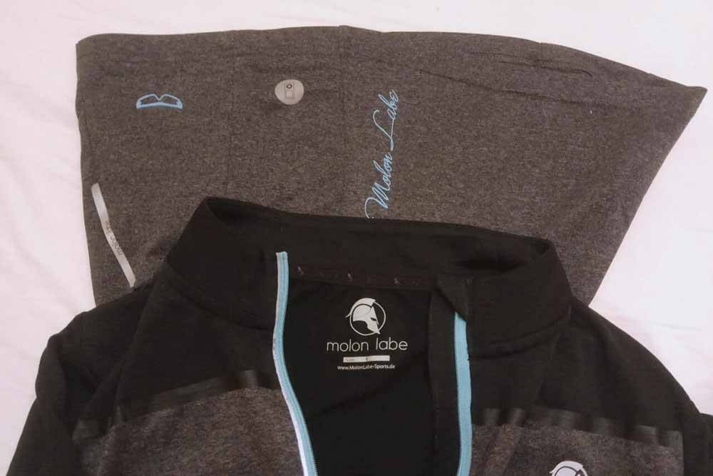 Molon Labe делают классные футболки длятеплой погоды и беговых тренировок
