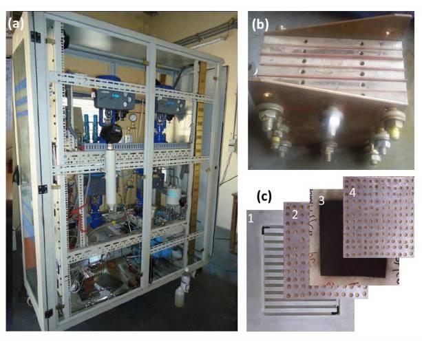 Генераторы водорода на протонообменных мембранах PEM размером со шкаф, а устройств поменьше в продаже пока нет. Фото: Elsevier B.V