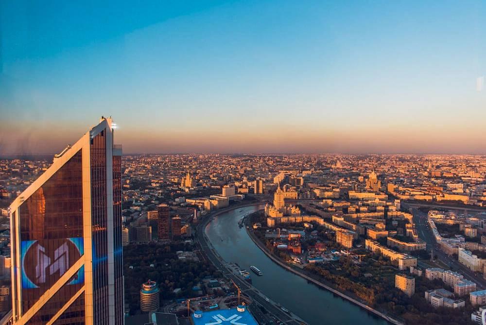 Вид со смотровой «Панорама 360». Источник:pnr360.ru