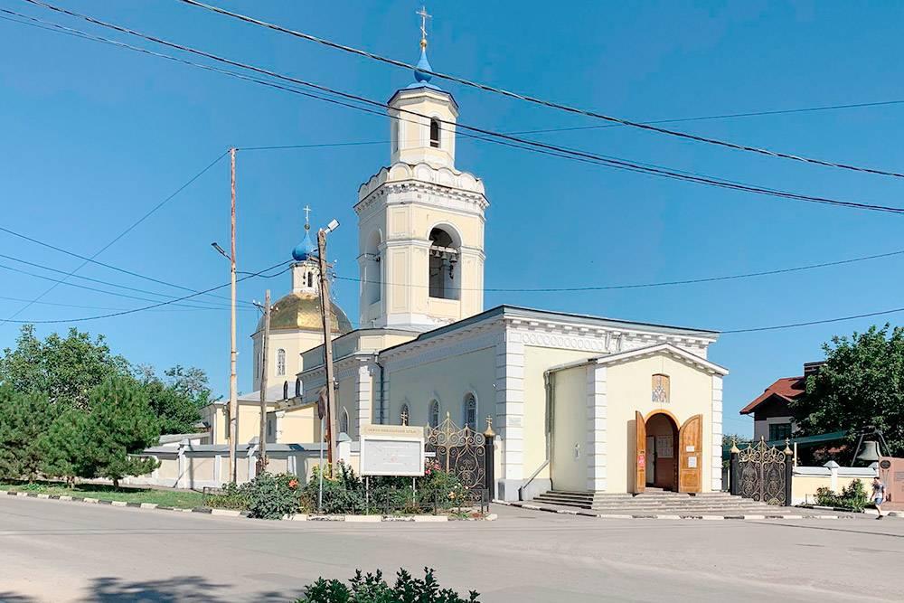 Церковь построили моряки, а ее главными прихожанами стали рыбаки