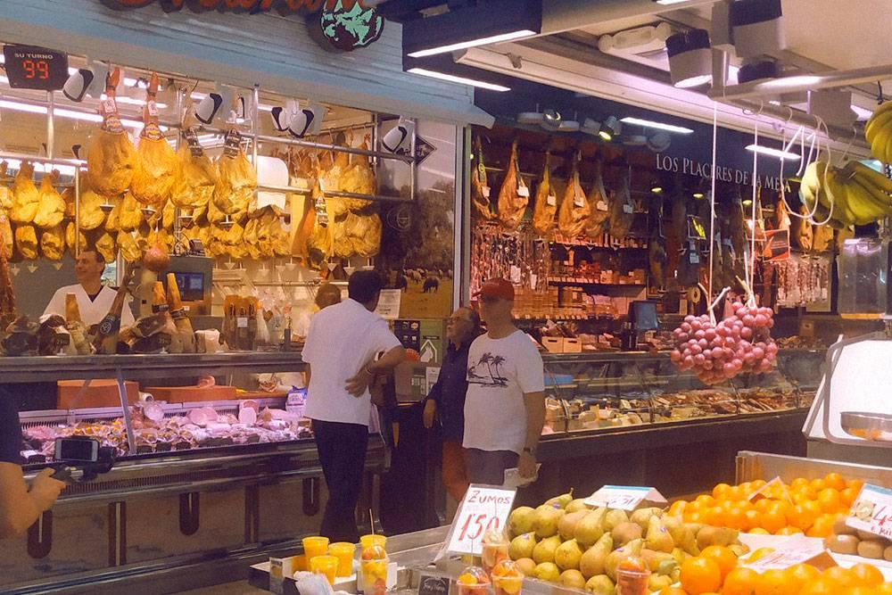В магазинах вроде «Лиддла» продукты дешевле, но такого разнообразия там нет