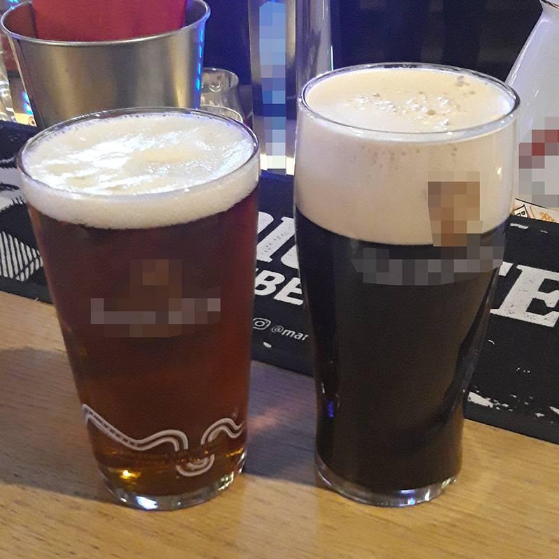 Пиво люблю либо темное, либо фруктовое. Муж верен лагеру
