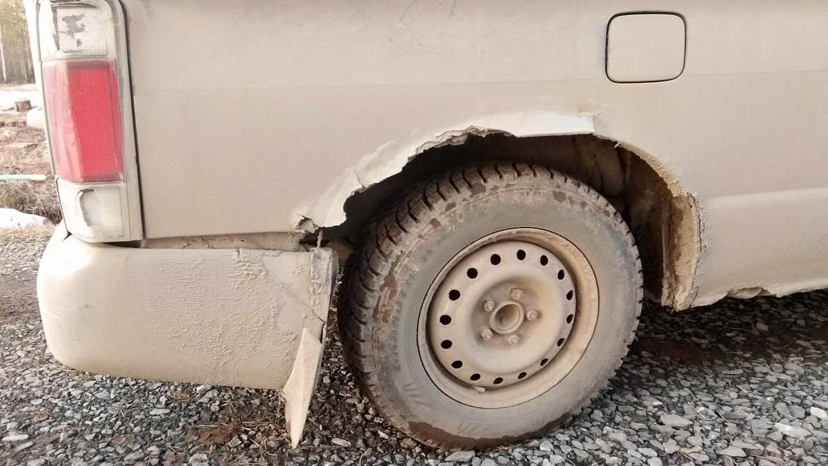Как мы вернули 80 000 ₽ за некачественный ремонт машины