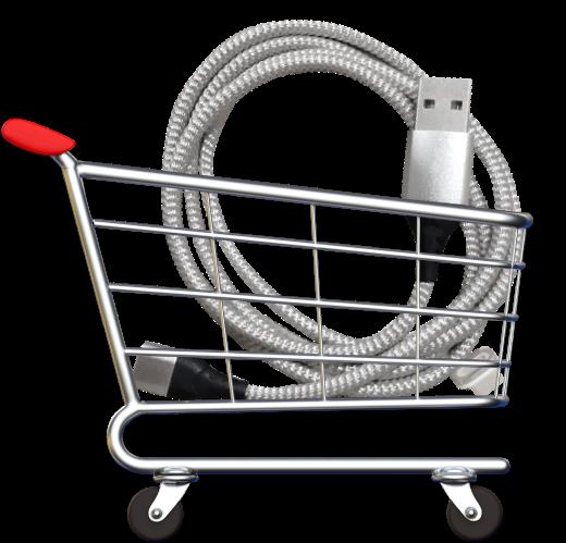 Надо брать: магнитный кабель длязарядки и передачи данных
