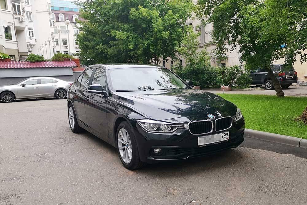 Машина, которую я купил попрограмме Premium Selection