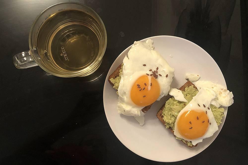 Лучший завтрак ever