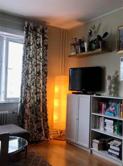 Вся мебель в квартире моя