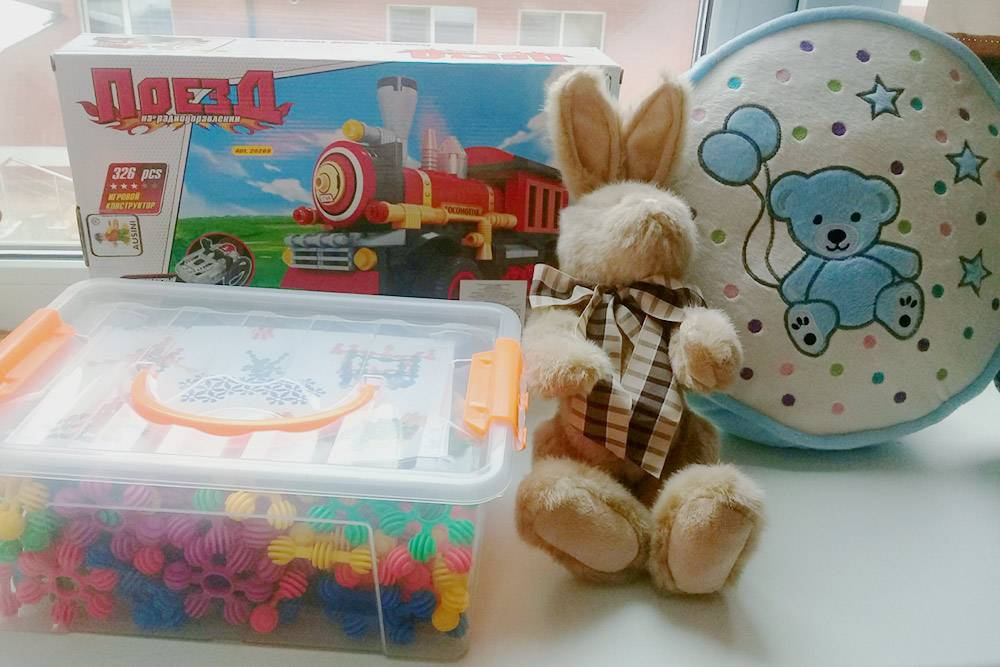 В акции «Магнита» было много разных призов: посуда, утюжки дляволос, электробритвы, детские автокресла. Я выбирала только игрушки дляребенка