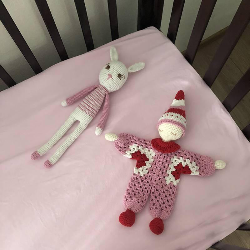 Такие игрушки прислала мама Д. Вышло очень здорово и профессионально
